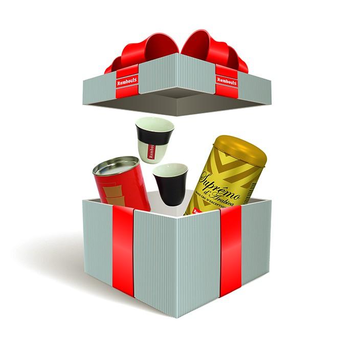 Boîte cadeau Illusion