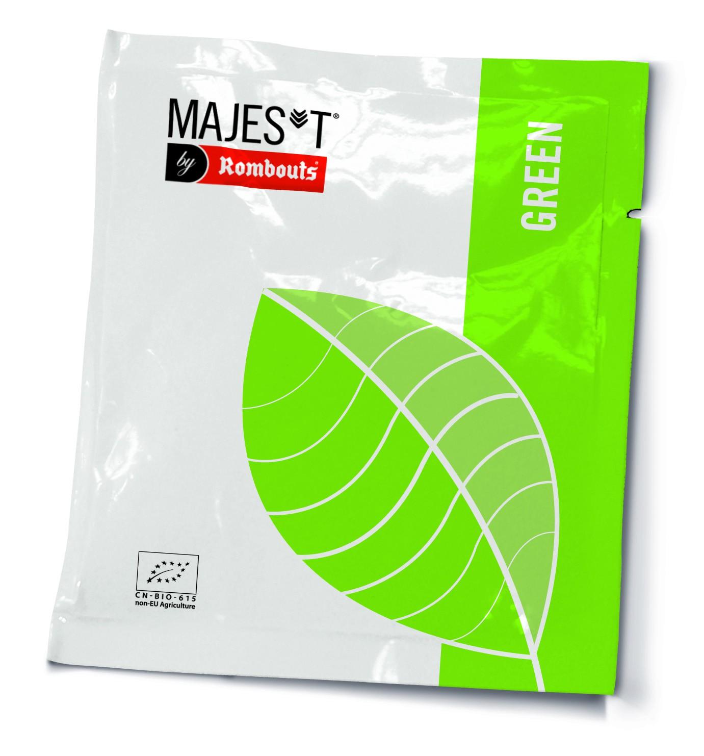 Majes-T Green 24pcs