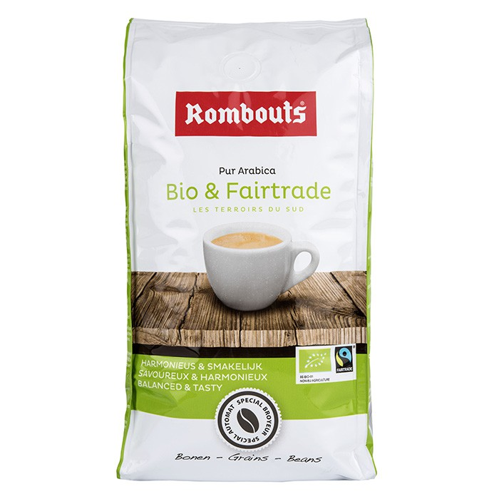Bio & Fairtrade 500g bonen