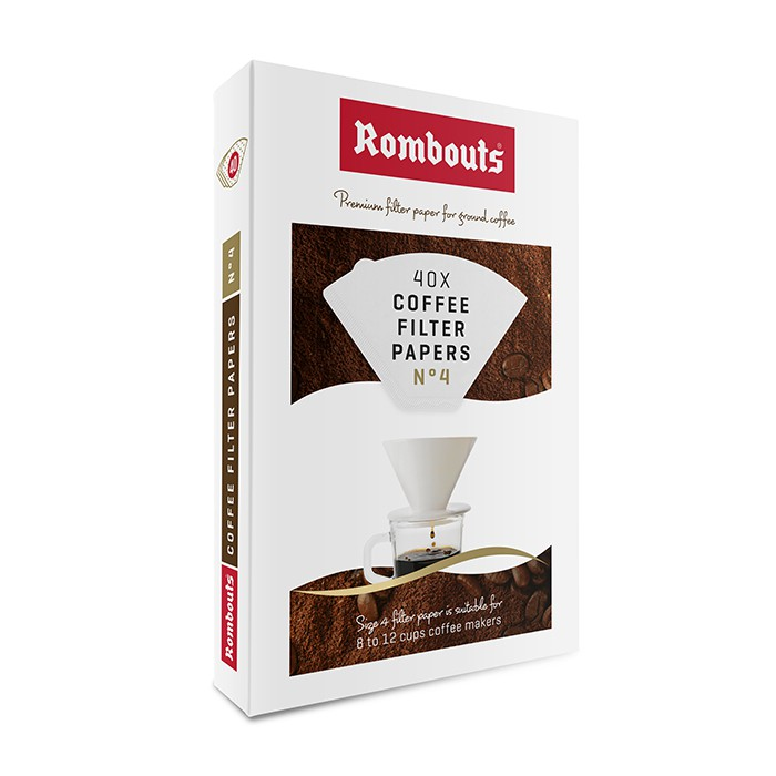 Rombouts filterpapier N°4