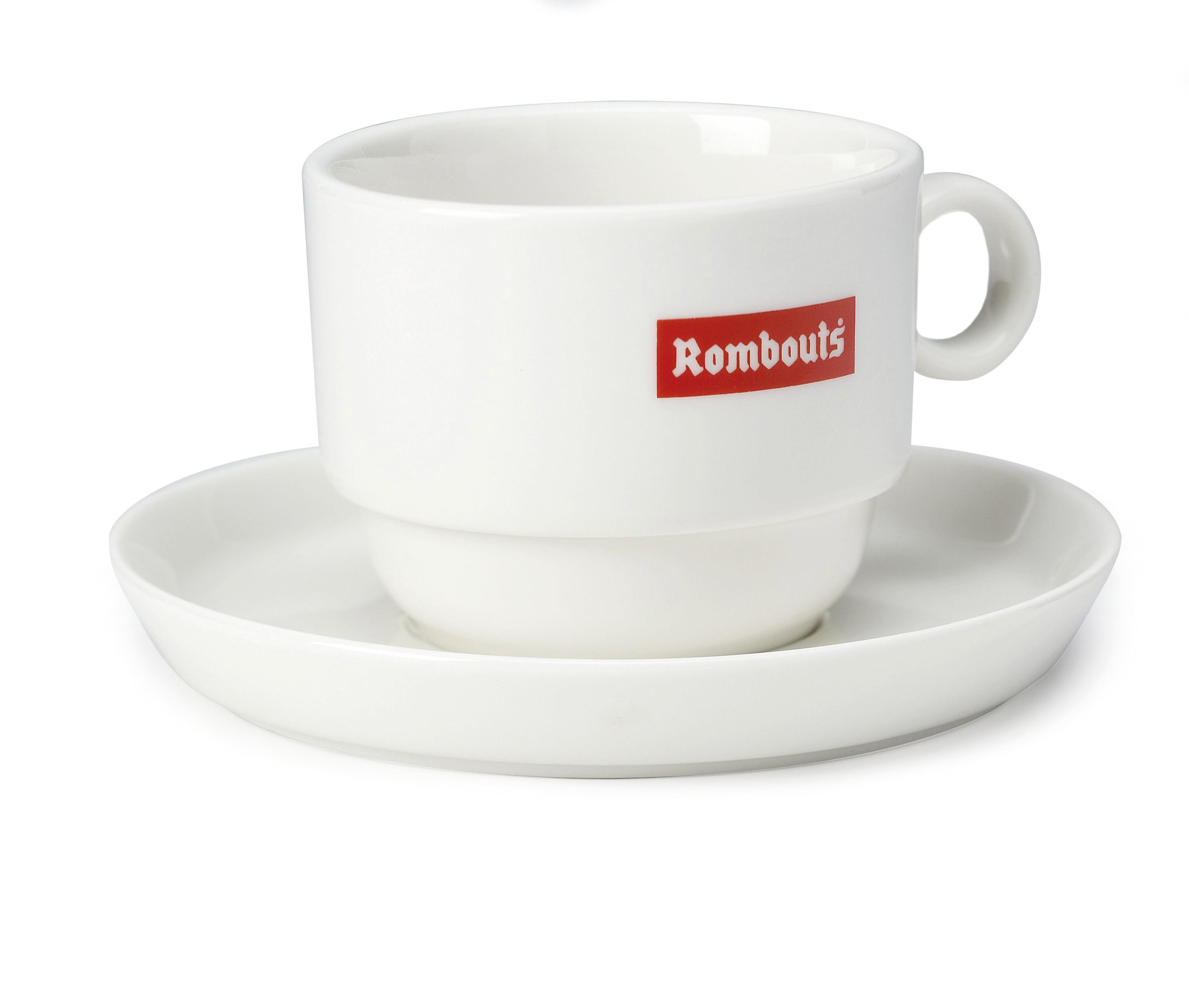 Rombouts porselein Stapelbaar