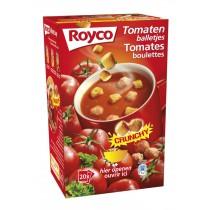 Soupe - Tomates-boulettes