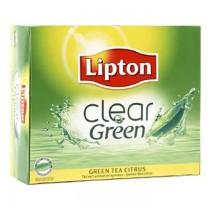 Lipton Green Tea Citrus 100 pcs