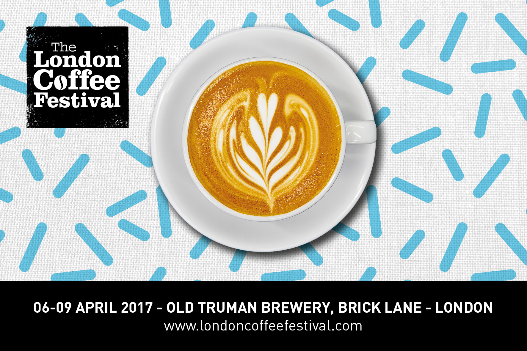 Win VIP Tickets to London Coffee Festival 2017