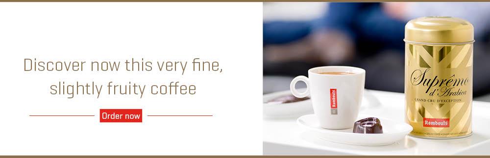 Supremo D'Arabica Premium Ground Coffee Tin, Filter Coffee