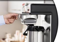 Rombouts koffiezetapparaat
