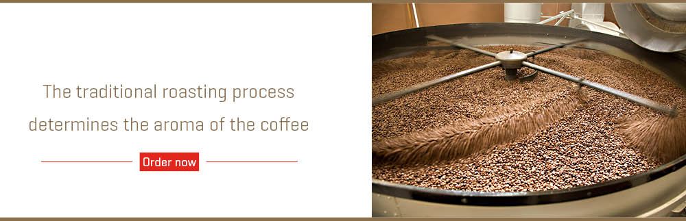 Slow Roasting coffee Beans, Rombouts Coffee roaster, espresso