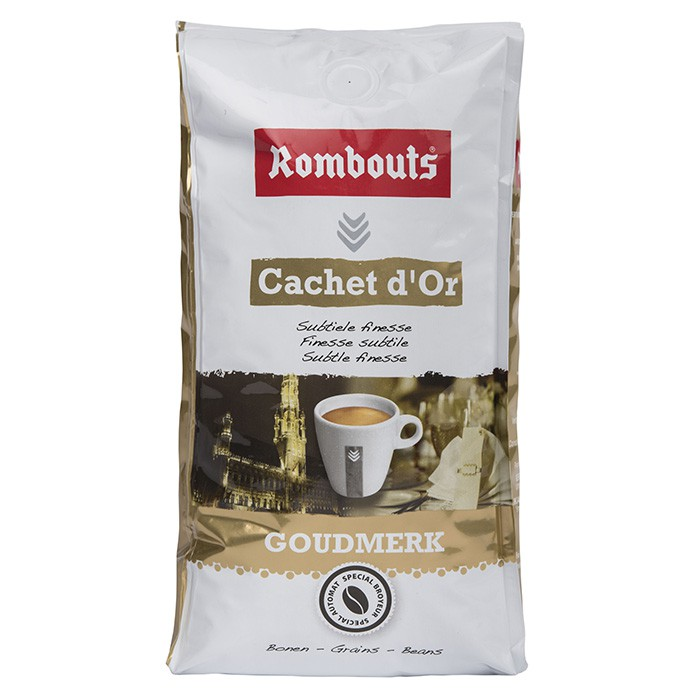 Cachet d'Or grains 500g