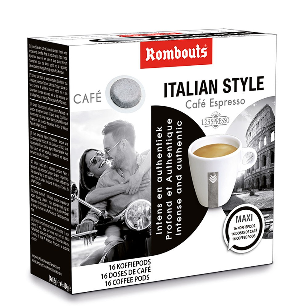 Italian Style Pods 16pcs