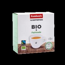 Bio & Fairtrade 10 x 16pods