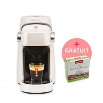 Xpress'OH Ice Pearl+ boîte Bio & Fairtrade Pods gratuit!