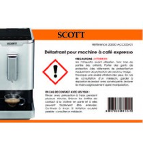 Kit détartrage Scott