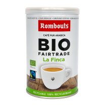 Bio & Fairtrade 250g moulu