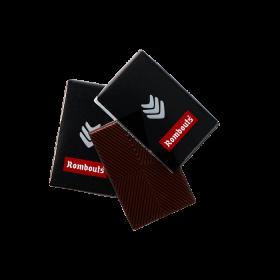 Mignardises pure chocolade 145pcs
