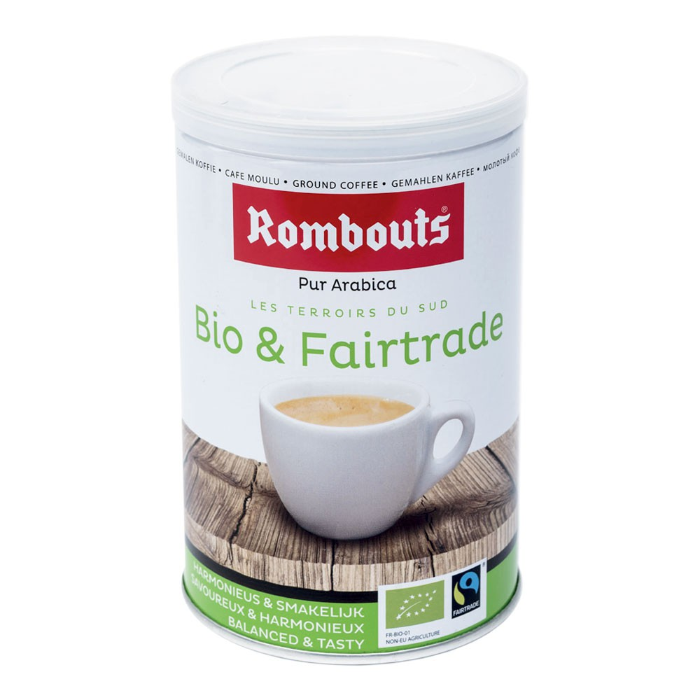 Bio & Fairtrade 250g gemalen
