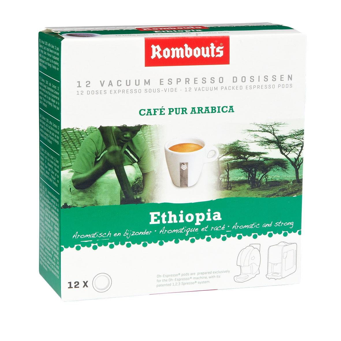 Ethiopia pods 12st