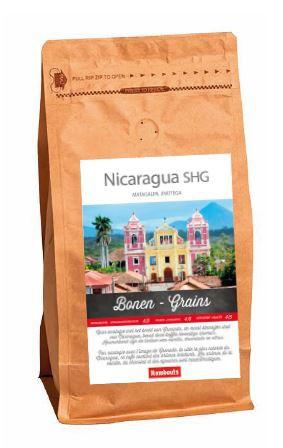Koffie van de maand: Nicaragua SHG