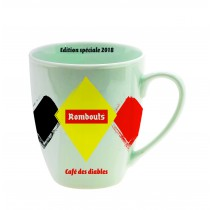 Rode Duivels mug