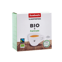 Bio & Fairtrade 10 x 16 pods