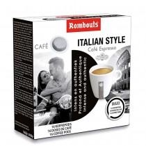 Italian Style Pods 16st
