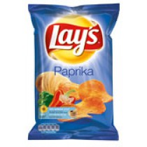 Lay's paprika chips
