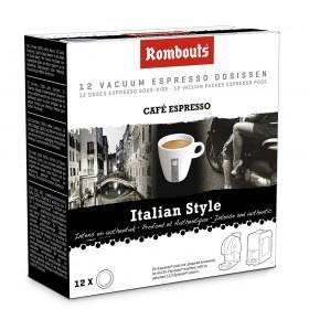 Italian Style pods 12pcs