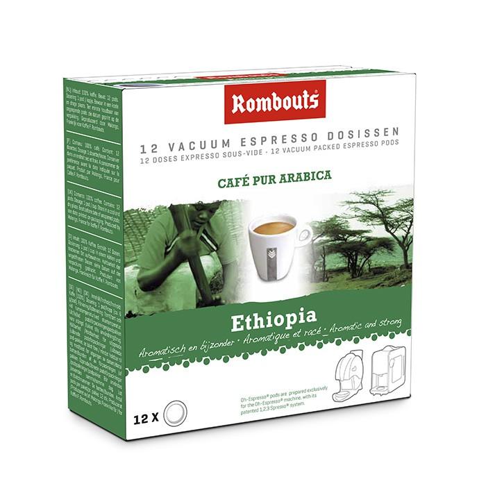 Ethiopia dosettes