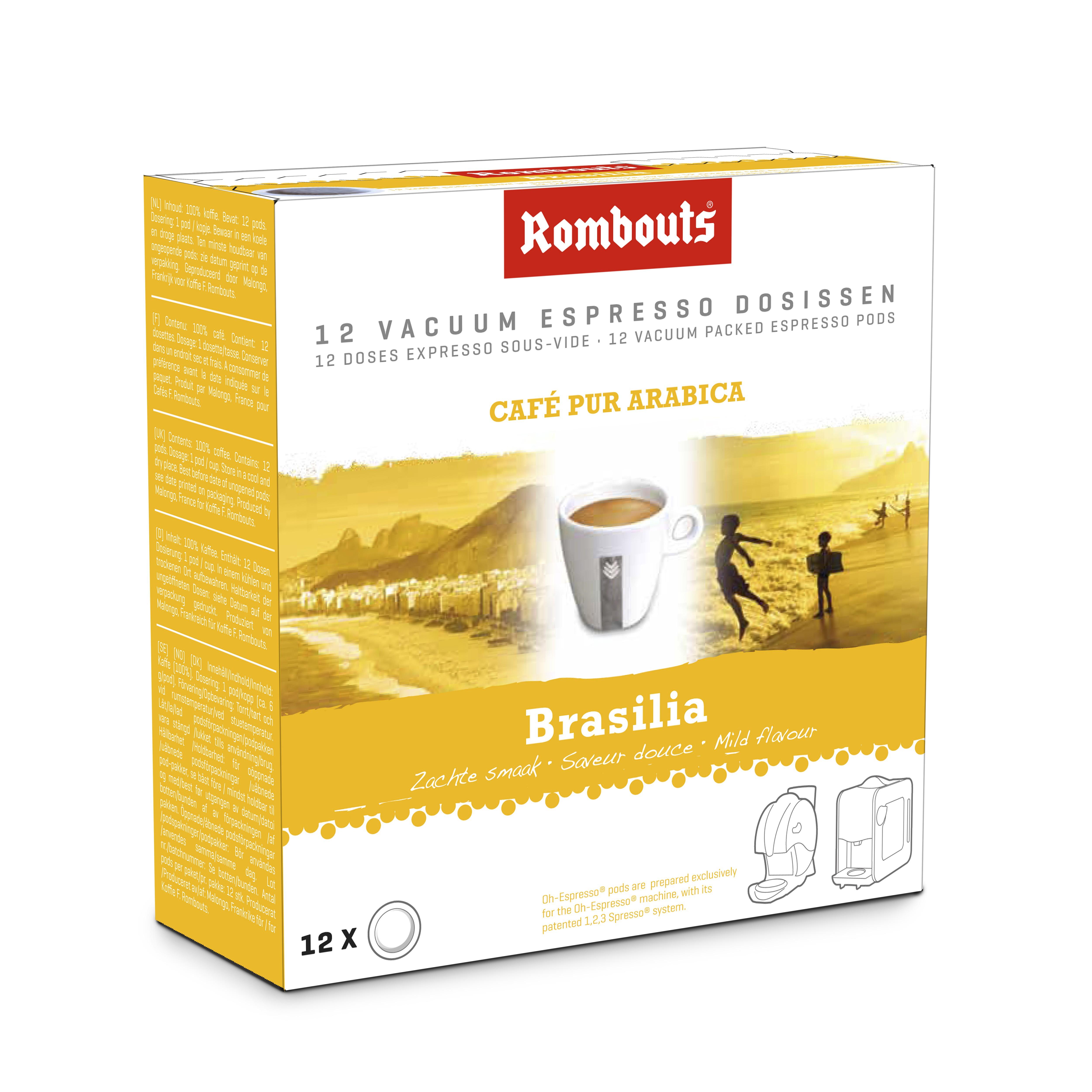 Brasilia dosettes