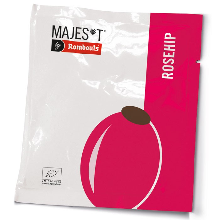 Majes-T Rosehip Organic Tea