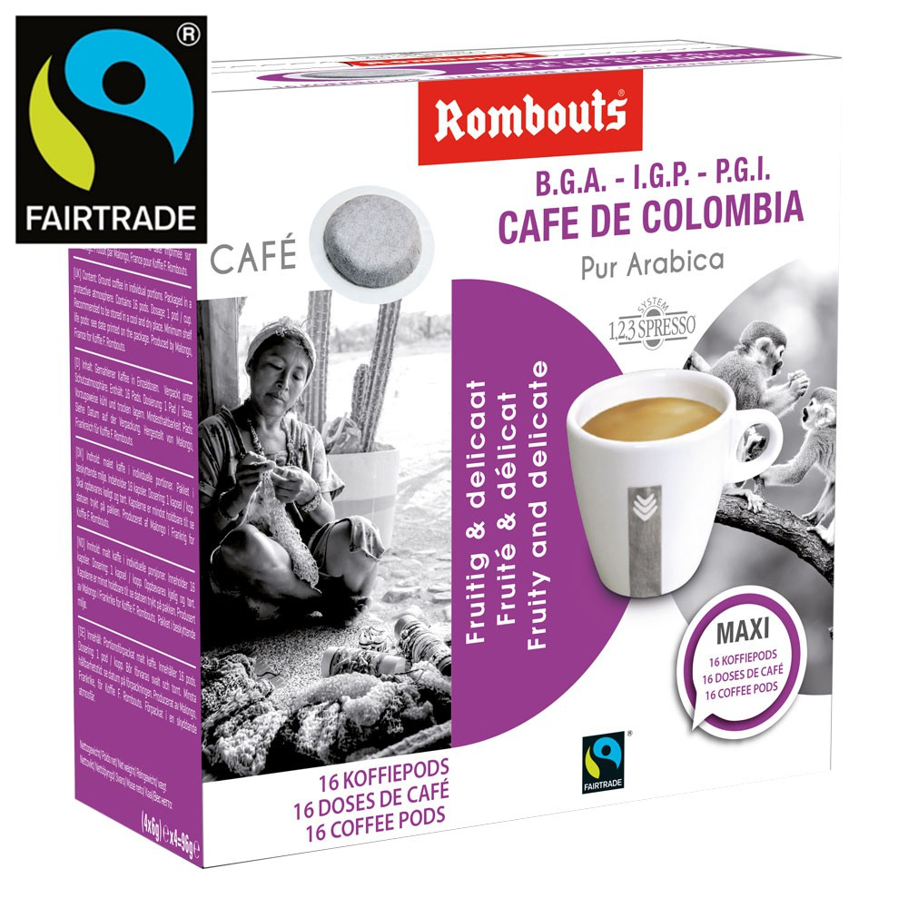 Colombian Espresso pods