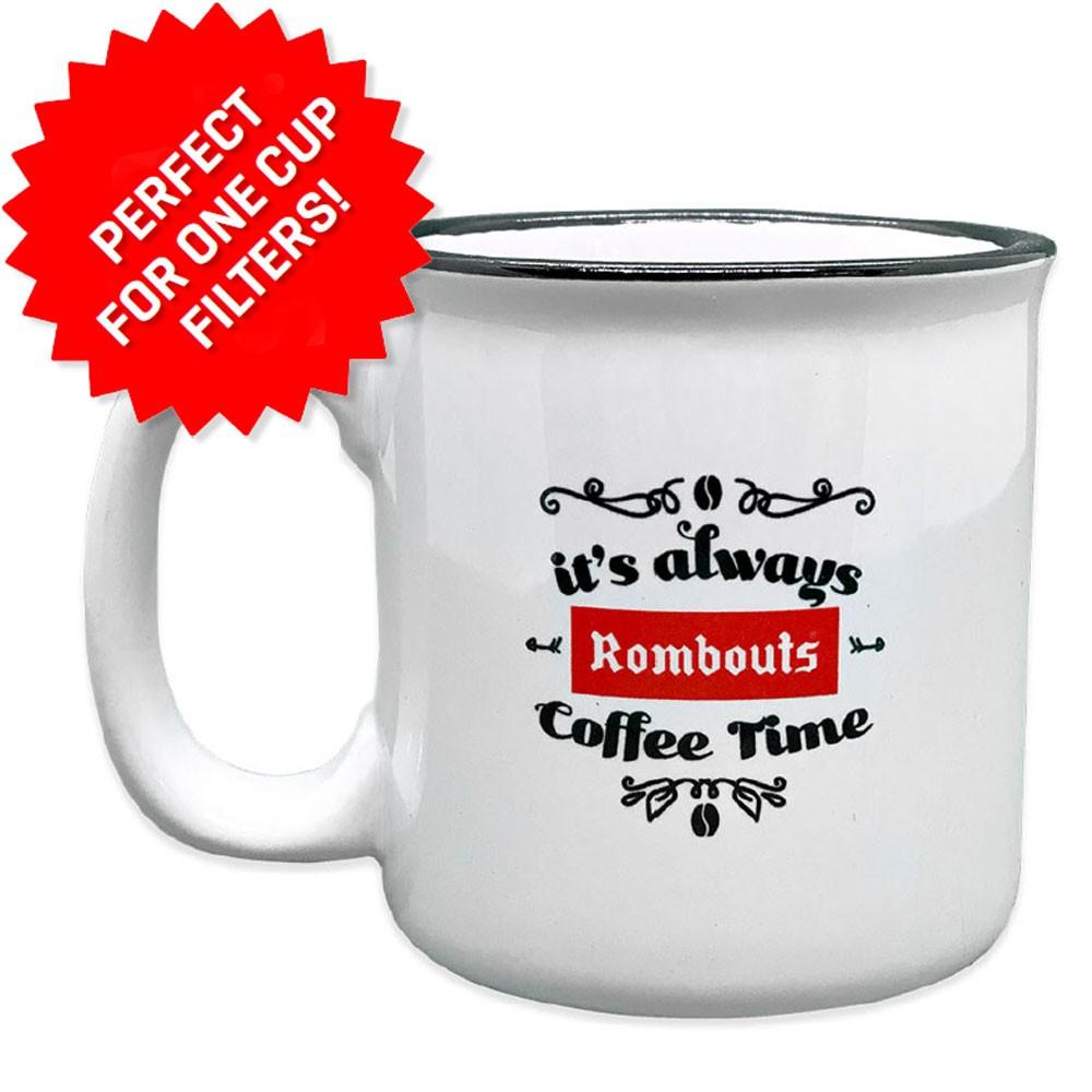 Coffee Time Ceramic Mug