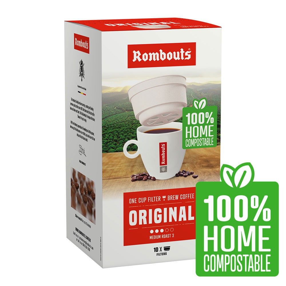 Original Compostable One Cup Filters