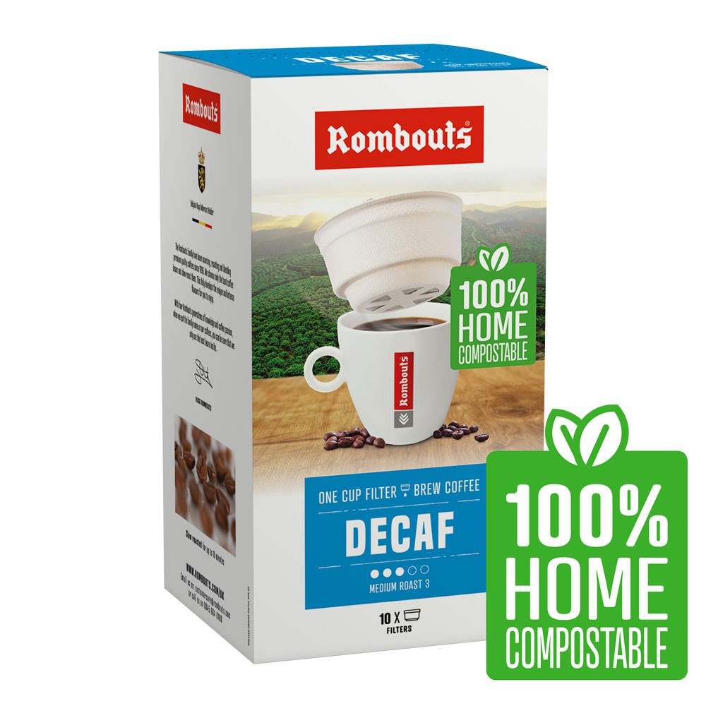 Decaf One Cup Filters