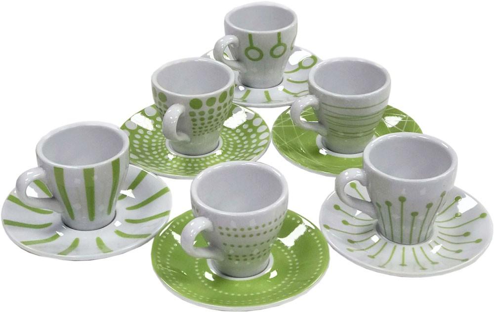 Bodum Paula Espresso Cups - Green