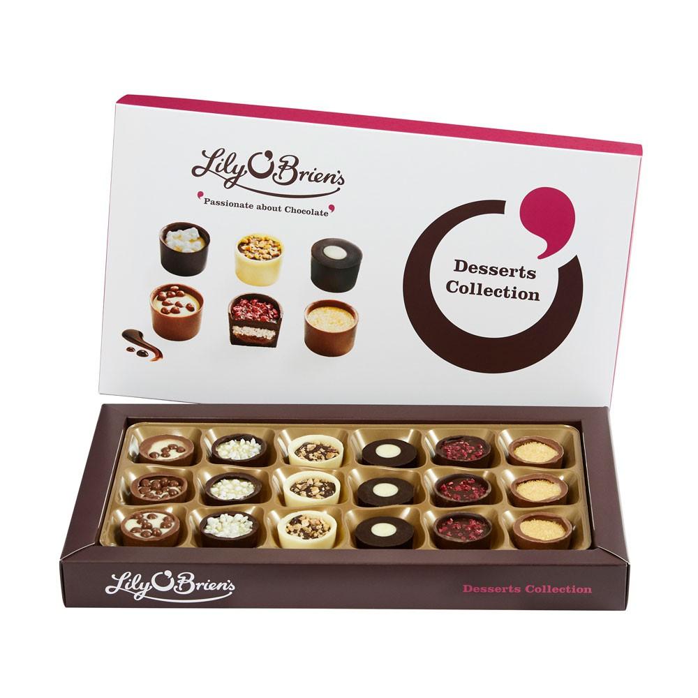 Lily O'Brien's Desserts Chocolates 18