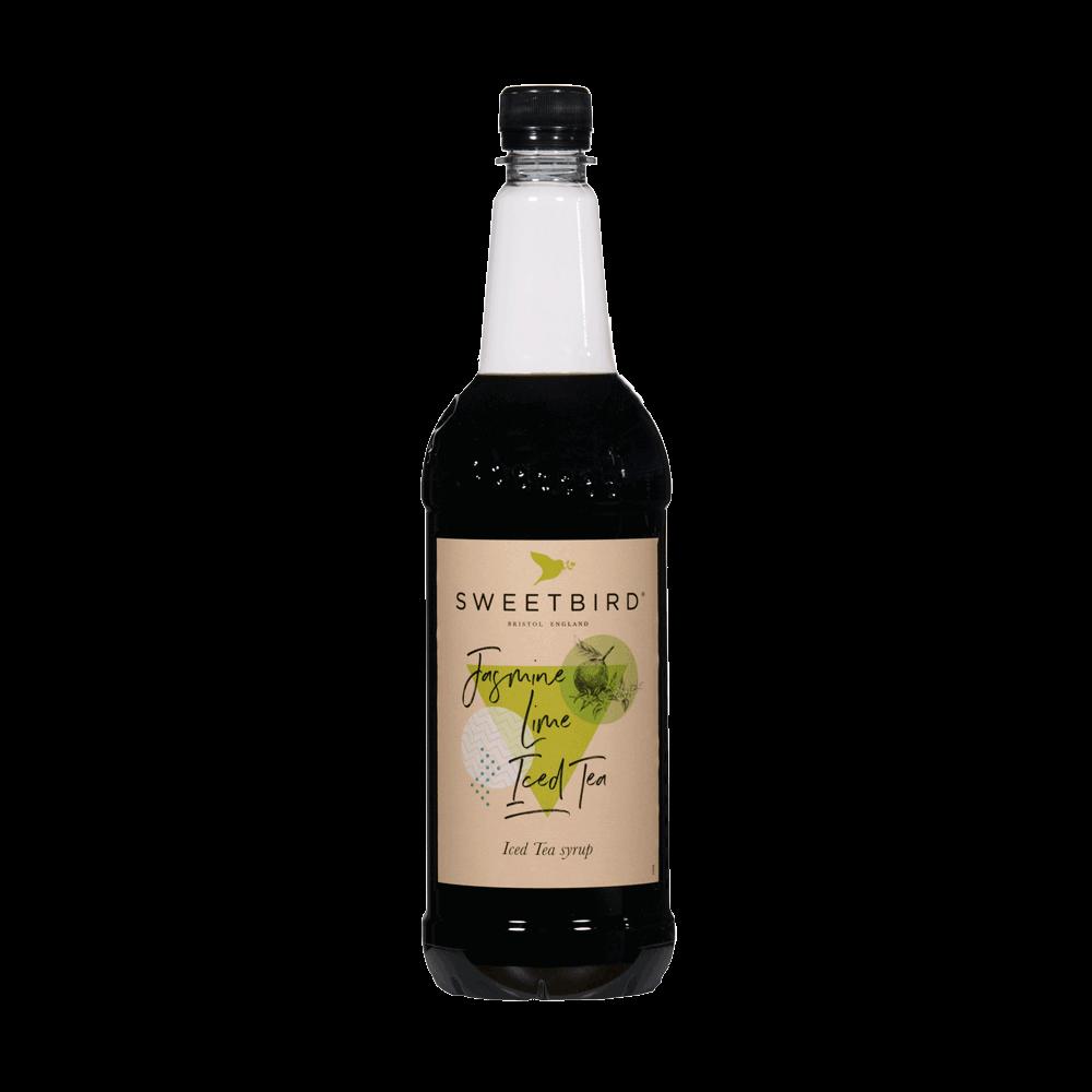 Jasmine Lime Iced Tea Syrup