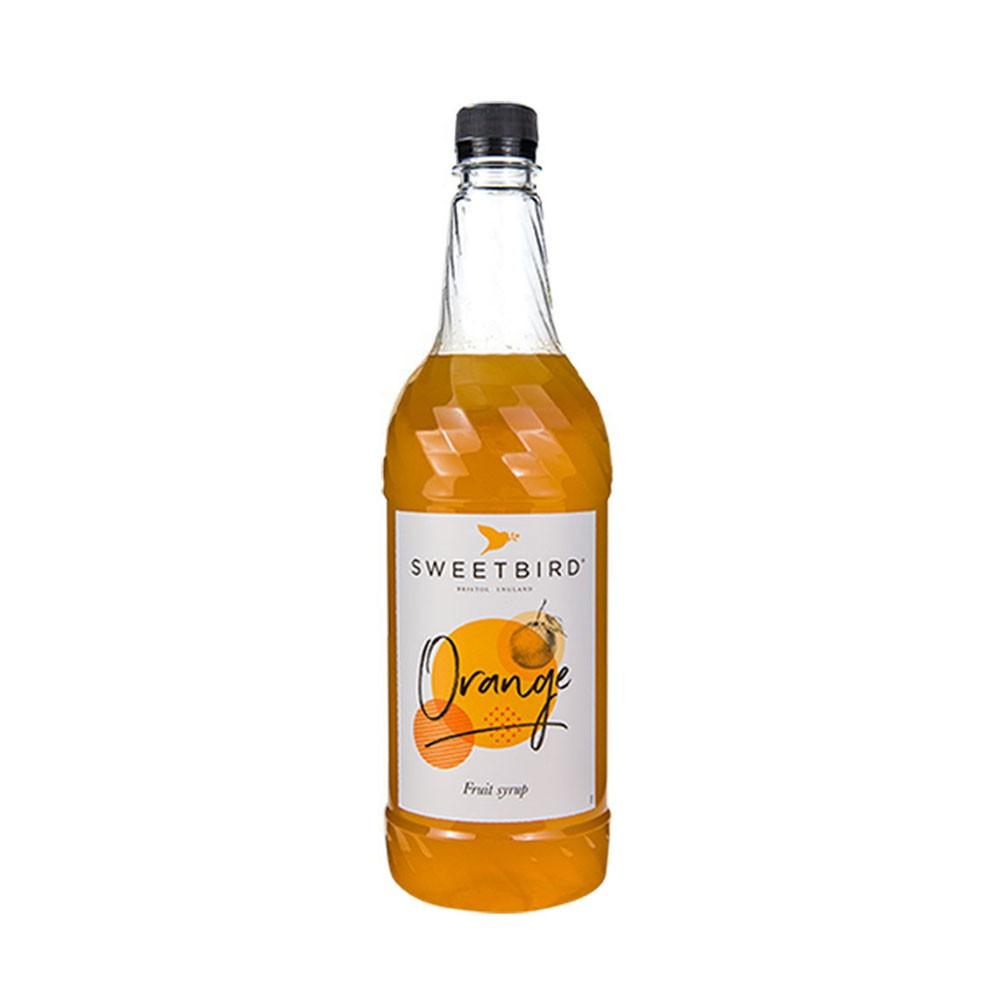 Sweetbird Orange Syrup