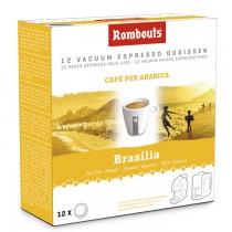 Brasilia Espresso Pods