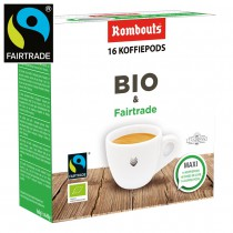 Bio & Fairtrade Espresso Pods