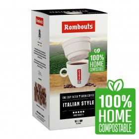 Italian Style One Cup Filters
