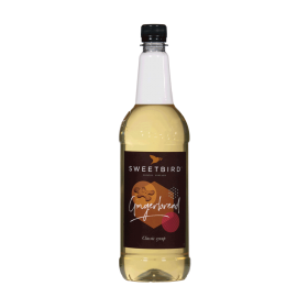Sweetbird Gingerbread Syrup