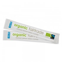 Organic Fairtrade Decaf Instant Sticks