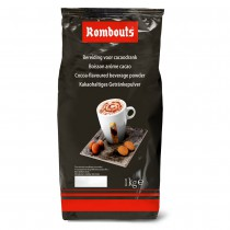 Rombouts Hot Chocolate Cacao Mix 1kg