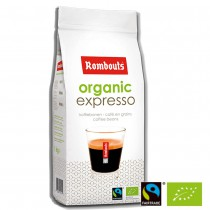 Organic Expresso Beans 6 x 1kg