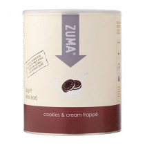 Zuma Cookies & Cream Frappe Mix 2kg