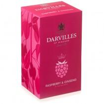 Darvilles Rasberry & Ginseng Tea