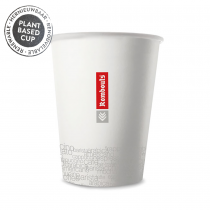 Sleeve of 12oz Paper Cups