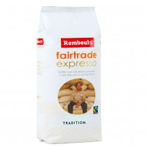 TRADITION FAIRTRADE EXPRESSO BEANS 6 X 1KG