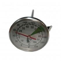 Barista Milk Thermometer in Centigrade With Clip