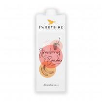 Sweetbird Strawberry & Banana Smoothie Mix